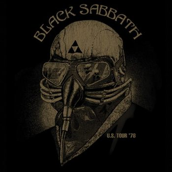 Black Sabbath - Us Tour 78 Coaster