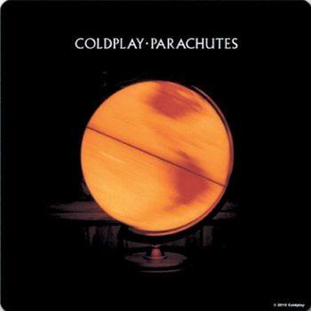 Coldplay – Parachutes Album Cover Coaster