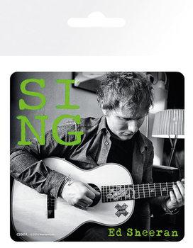 Ed Sheeran - Close up Coaster