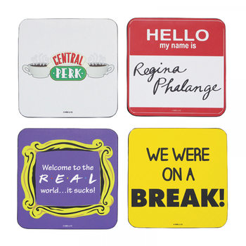 Friends - Quotes Coaster