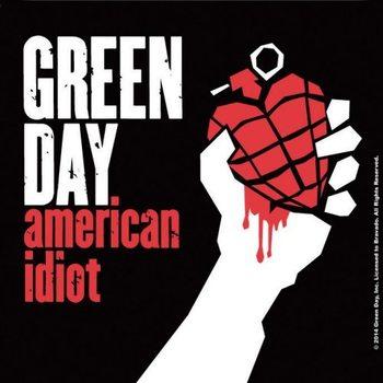 Green Day – American Idiot Coaster