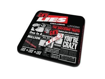 Guns N Roses – Lies Coaster