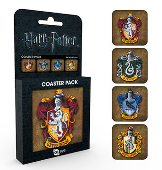 Harry Potter - Crests Coaster