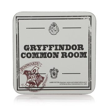 Harry Potter - Gryffindor Common Room Coaster