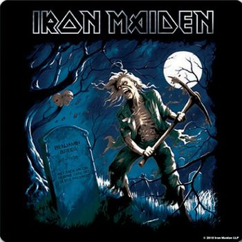 Iron Maiden – Benjamin Breeg Coaster
