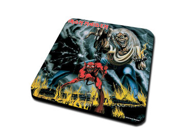 Iron Maiden - Number Of The Beast Coaster