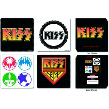 Kiss - Mix Coaster