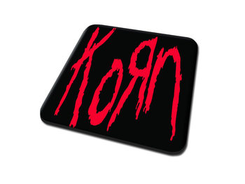 Korn - Logo Coaster