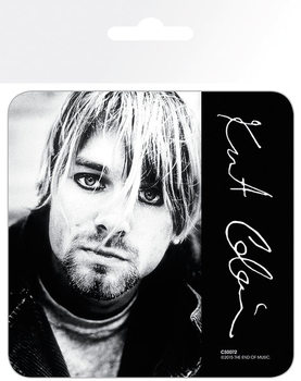 Kurt Cobain - Signature Coaster