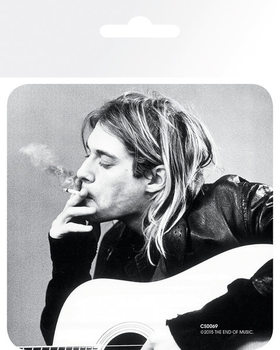 Kurt Cobain - Smoking Coaster