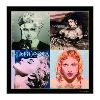Madonna – Album Montage Inc Groove & Virgin Coaster