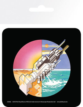 Pink Floyd - Wish You Were Here Circle Coaster
