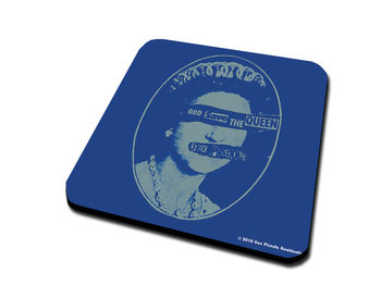 Sex Pistols – God Save The Queen Coaster