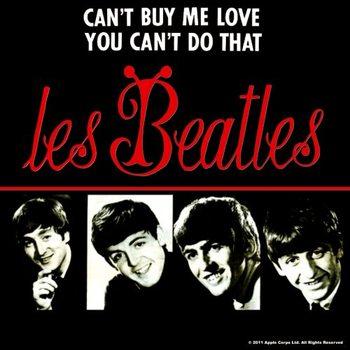 The Beatles – Les Beatles Coaster