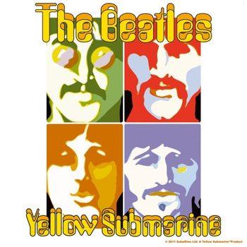 The Beatles – Sea Of Science Coaster