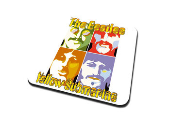 The Beatles – Sea Of Science Coaster