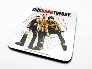 The Big Bang Theory - Fisheye Coaster
