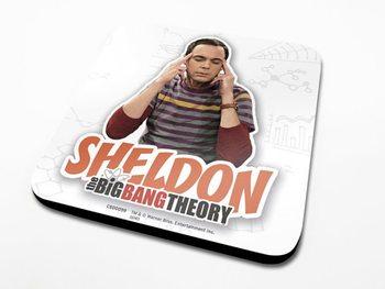 The Big Bang Theory - Sheldon Coaster