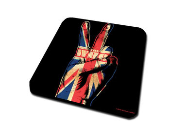 The Who – Peace Fingers Coaster