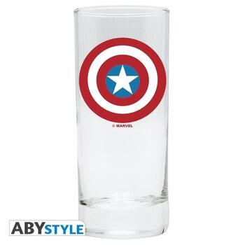 Copo Captain America