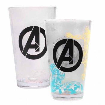Copo  Marvel - Avengers