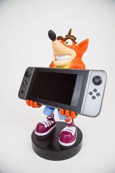 Figura Crash Bandicoot - Crash Bandicoot XL (Cable Guy)