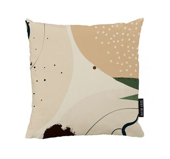 Cushion Abstract Art