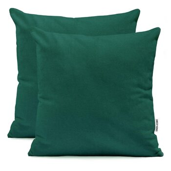 Pillow cases Amber Battle Green