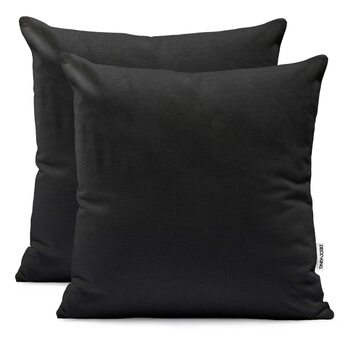 Pillow cases Amber Black