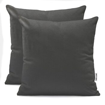 Pillow cases Amber Dim Grey