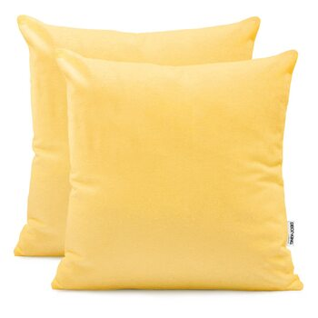 Pillow cases Amber Orange