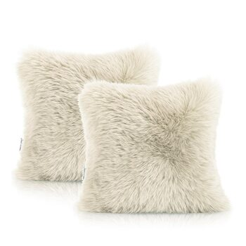 Pillow cases Amelia Home - Dokka Beige