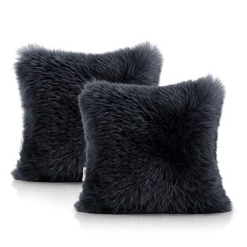Pillow cases Amelia Home - Dokka Black