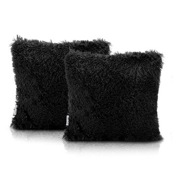 Pillow cases Amelia Home - Kravag Black
