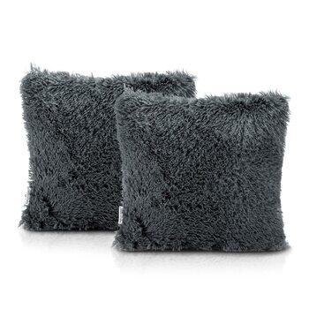 Pillow cases Amelia Home - Kravag Dark Grey