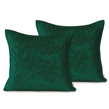 Pillow cases Amelia Home - Laila Bottlegreen + Jadegreen