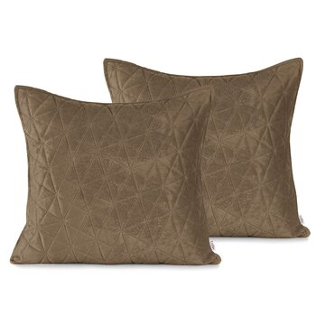 Pillow cases Amelia Home - Laila Cappuccino
