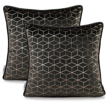 Pillow cases Amelia Home - Nancy Black