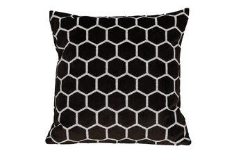 Cushion Cushion Honeycomb - Brown