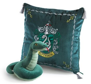 Cushion Harry Potter - Slytherin