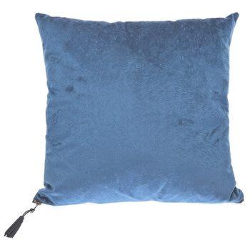 Cushion Pillow Fur Dark Green
