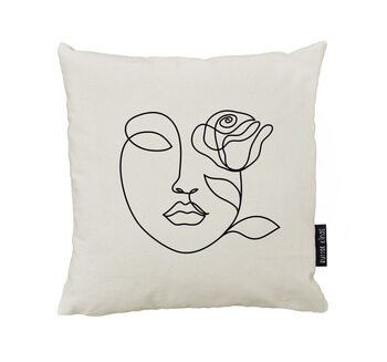 Cushion Rose