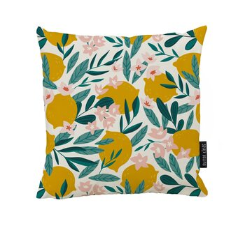 Cushion Tropical Citrus