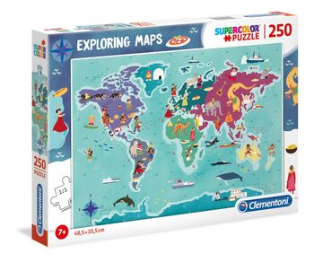 Puzzle Customs & Traditions in the World