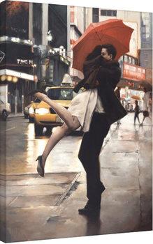 Daniel Del Orfano - The Reunion Canvas Print