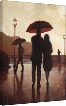 Daniel Del Orfano - Where We First Met Canvas Print