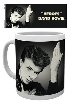 Caneca David Bowie - Heroes