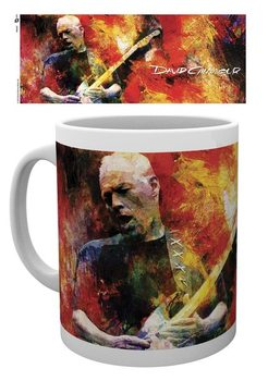 Cup David Gilmour - Painting