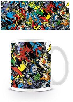 Mug DC Originals - Montage logo