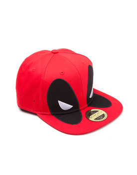 Cap Deadpool - Big Face